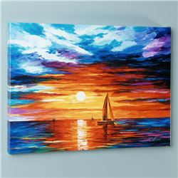 Touch of Horizon by Afremov, Leonid