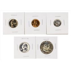 1953 (5) Coin Proof Set