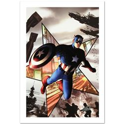 Captain America #1 by Stan Lee - Marvel Comics