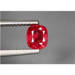 Natural UNHEATED BURMA RED SPINEL