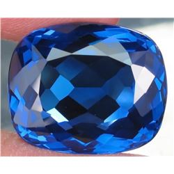 Natural London Blue Topaz 31.25 carats- VVS