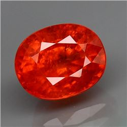 Natural Spessartite Garnet 2.62 Carats