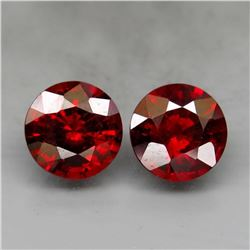 Natural Red Spessartite Garnet 2.45 Ct.
