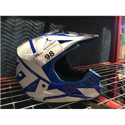 FOX VI DOT MOTOCROSS HELMET