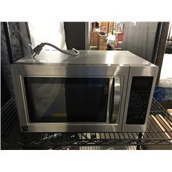 KENMORE STAINLESS STEEL FRONT MICROWAVE OVEN