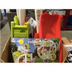 CHILDS FUN CENTRE (HARDWARE PACKAGE MISSING)