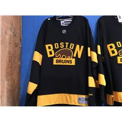 REEBOK NHL BOSTON BRUINS JERSEY (SIZE XL)