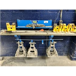 WEDGE CLAMP ANCHOR TOOLS