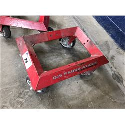4 WHEEL CAR DOLLY