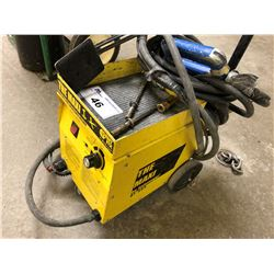 THE MAXI DF 505 RESISTANCE WELDER