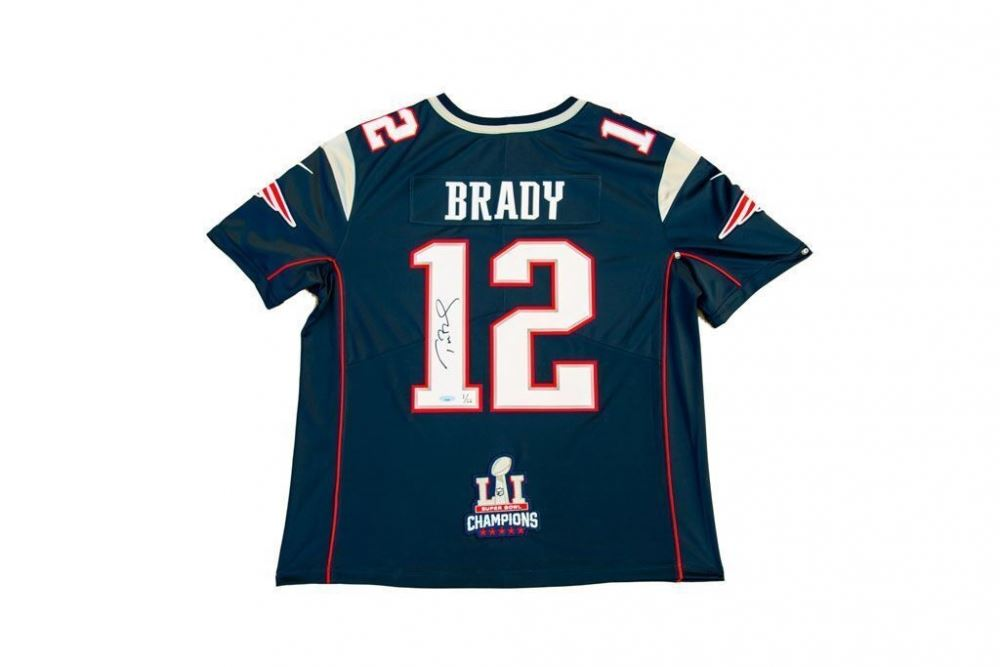 authentic tom brady super bowl 51 jersey