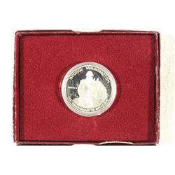 1982-S GEORGE WASHINGTON COMMEMORATIVE SILVER