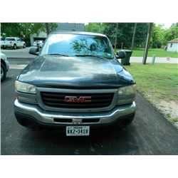 2003 Chevrolet Pick-UP, 1/2 Ton, Vortec V8, 153,972 miles Located between Sealy and Bellville, Texas