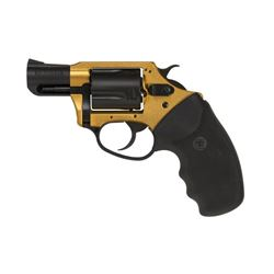 Charter Arms Goldfinger .38 Special Revolver, 5 Shot, Fired Case, NEW IN BOX, DA/SA