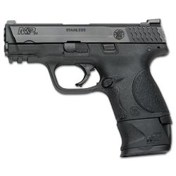 """Smith & Wesson M&P9 Compact w/ X Grip Adaptor(17shot), 9mm, NEW IN BOX, 3.5""""BRL"""