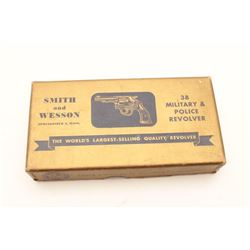 LOT OF 2 S&W GOLD BOXES