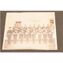 LG CABINET PHOTO U.S MILITARY UNIT