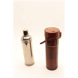 JIMMIE DOOLITTLE'S THERMOS & CARRY CASE