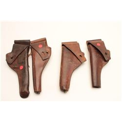 FLAP HOLSTER LOT