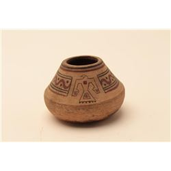 INDIAN POTTERY PIECES
