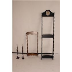 JAPANESE STYLE SWORD RACKS & STANDS