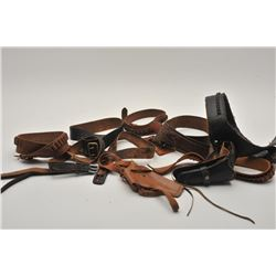 BONANZA LOT OF BELTS