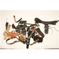 BONANZA LEATHER LOT