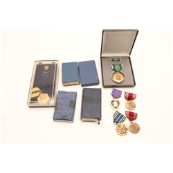 MILITARY MEDAL LOT