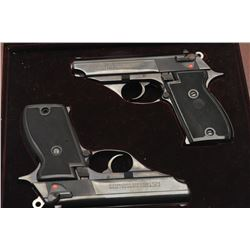 PAIR OF ASTRA CONSTABLE II PISTOLS