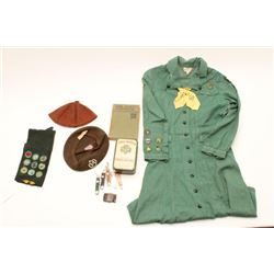 GIRL SCOUT MISC. BOX