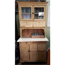 ANTIQUE KITCHEN HOOSIER