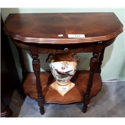 MAHOGANY D TABLE
