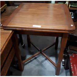 SMALL DRAW LEAF TABLE