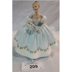 ROYAL DOULTON FIRST DANCE FIGURINE