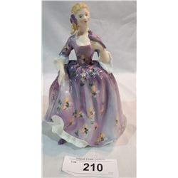 ROYAL DOULTON NICOLA FIGURINE