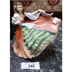ROYAL DOULTON ANNE FIGURINE