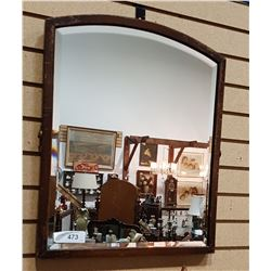 BEVELLED GLASS MIRROR