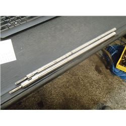 "3/16"" Capacity End Mill Holder Extensions, 13"" Long"