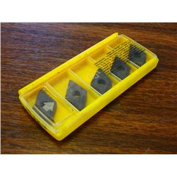 New Kennametal Carbide Inserts, P/N: DNMG433