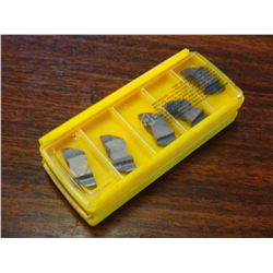 New Kennametal Carbide Inserts, P/N: DWG 1693610R00