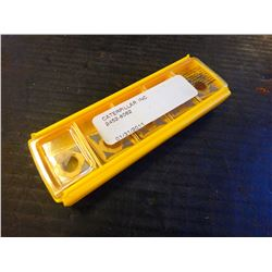 New Kennametal Carbide Inserts, P/N: CNMG644MN