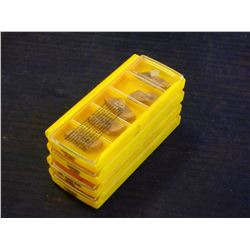 New Kennametal Carbide Inserts, P/N: DWG 202577R00