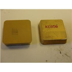 New Kennametal Carbide Inserts, P/N: SPG424