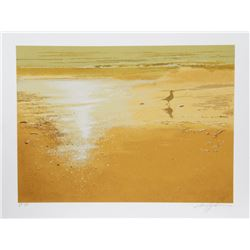 Harry Schaare, The Seagull, Serigraph
