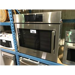 "BOSCH STAINLESS 30"" ELECTRIC WALL OVEN"