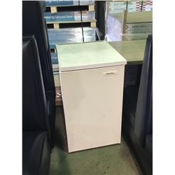 WHITE DANBY BAR FRIDGE