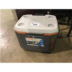 COLEMAN XTREME 50 QUART COOLER WITH WHEELS