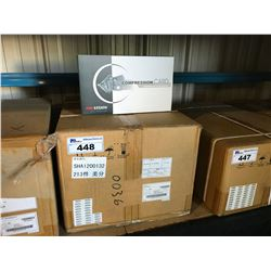 BOX OF 24 DS-4016HCI COMPRESSION CARDS