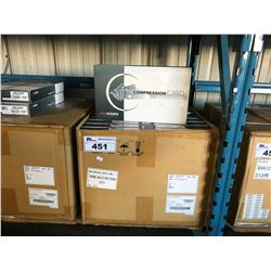 BOX OF 24 DS-421GHFVI-E COMPRESSION CARDS