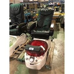 CAMELLIA  LUXURY FOOT PEDICURE AND MASSAGE CHAIR